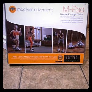 New Exercise MPad balance and strength